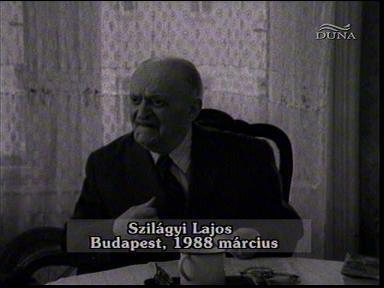 Szilágyi Lajos, Budapest, 1988-03