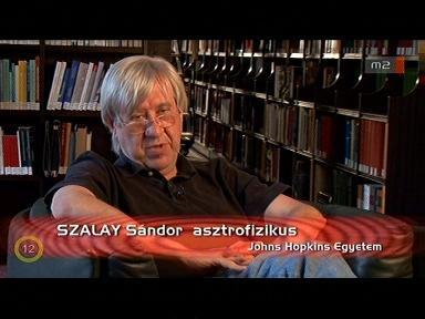 Szalay Sándor, asztrofizikus, Johns Hopkins Egyetem