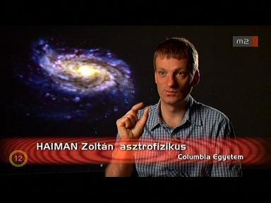 Haiman Zoltán, asztrofizikus, Columbia Egyetem