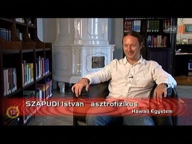 Szapudi István, asztrofizikus, Hawaii Egyetem