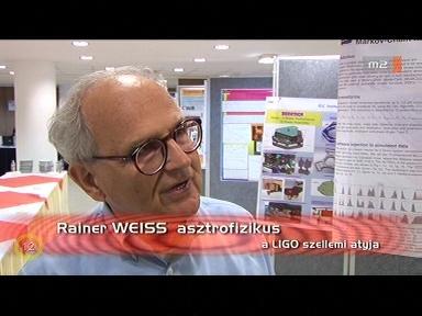 Rainer Weiss, asztrofizikus