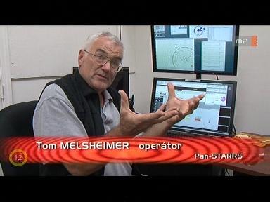 Tom Melsheimer, operátor, Pan-Starrs
