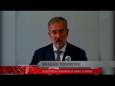 Dragan Todorovic, elnök, Szerbiai Radikális Párt