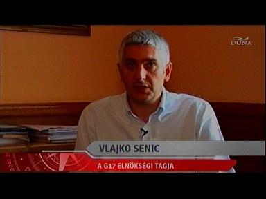 Vlajko Senic, elnökségi tag, G17