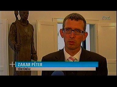 Zakar Péter, történész