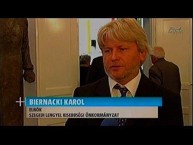 Biernacki Karol, elnök, Szegedi Lengyel Kisebbségi Önkormányzat