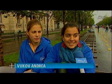 Vukov Andrea [jobbra]