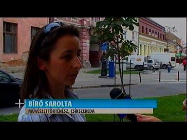 Bíró Sarolta, művészettörténész, Csíkszereda