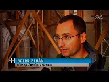 Botár István, régész, Csíki Székely Múzeum