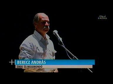 Berecz András, ének- és mesemondó