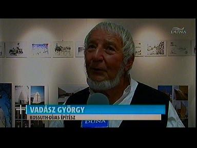 Vadász György, Kossuth-díjas építész