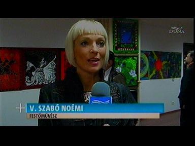 V. Szabó Noémi, festőművész