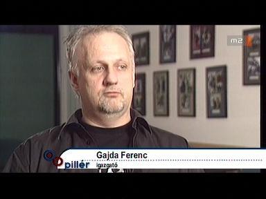 Gajda Ferenc, igazgató