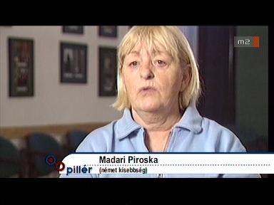 Madari Piroska, Szegedi Német Önkormányzat
