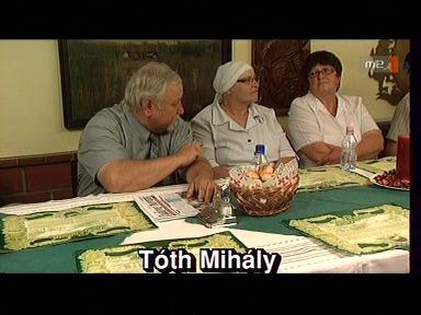 Tóth Mihály [balra]