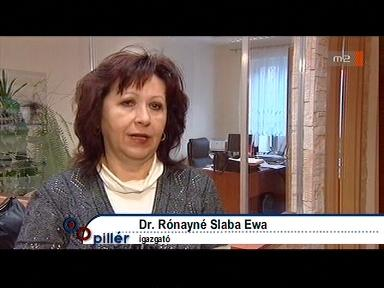 Dr. Rónayné Slaba Ewa, igazgató, Országos Lengyel Nyelvoktató Iskola