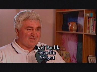 Jozef Paulik, Szeged
