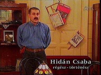 Hidán Csaba, régész-történész