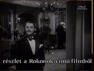 Móricz Zsigmond - Máriássy Félix: Rokonok (részlet)