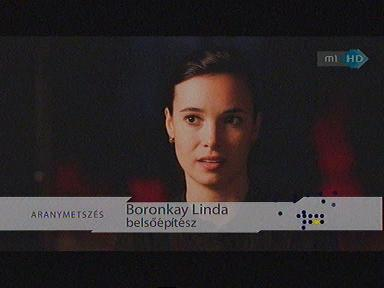 Boronkay Linda, belsőépítész