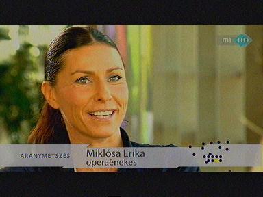 Miklósa Erika, operaénekes