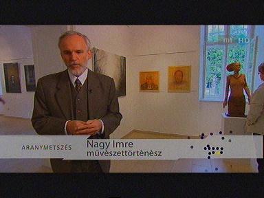Nagy Imre, művészettörténész