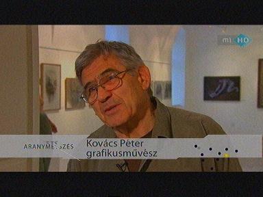 Kovács Péter, grafikusművész