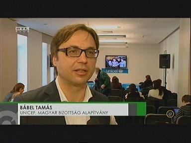 Bábel Tamás (UNICEF), Magyar Bizottság Alapítvány
