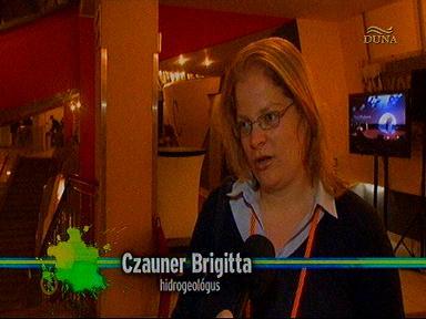 Czauner Brigitta, hidrogeológus