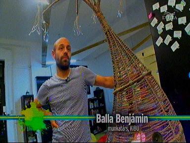 Balla Benjámin, munkatárs, KIBU