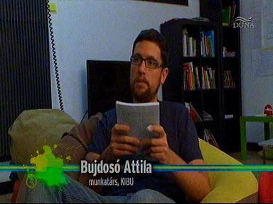 Bujdosó Attila, munkatárs, KIBU
