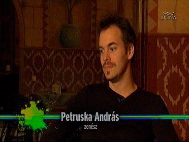 Petruska András, zenész