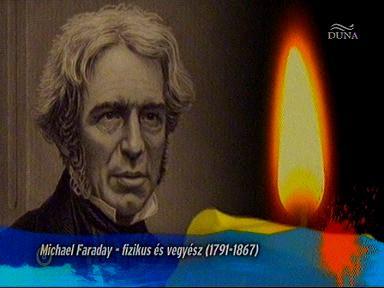 Michael Faraday, fizikus, vegyész