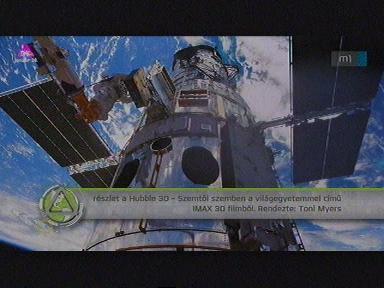 Toni Myers: Hubble 3D - Szemtől szemben a világegyetemmel
