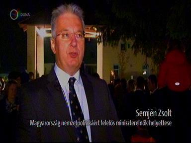 Semjén Zsolt, Magyarország nemzetpolitikáért felelős miniszterelnök-helyettes
