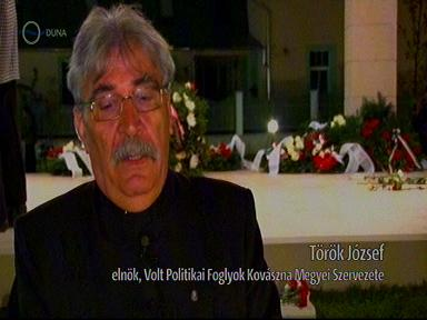 Török József, elnök, Volt Politikai Fogloyk Kovászna Megyei Szervezete