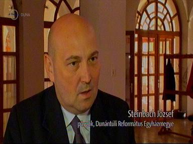 Steinbach József, püspök, Dunántúli Református Egyházmegye