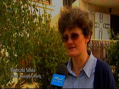 Bereczki Silvia, nővér, Marosvásárhely