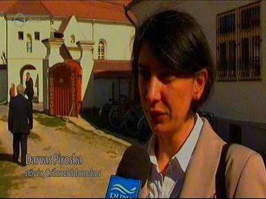 Darvas Piroska, nővér, Csíkszentdomokos