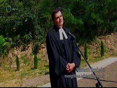 Németh Szabolcs, evangélikus lelkész, Mencshely
