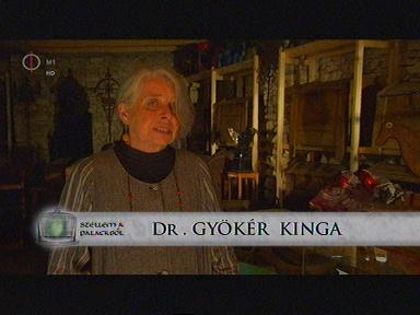 Dr. Gyökér Kinga