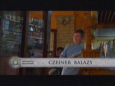 Czeiner Balázs