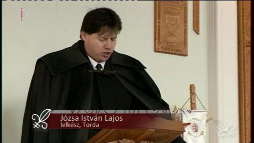 Józsa István Lajos, lelkész, Torda