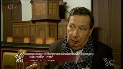 Murádin Jenő, művészettörténész
