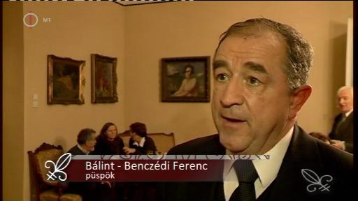 Bálint-Benczédi Ferenc, püspök