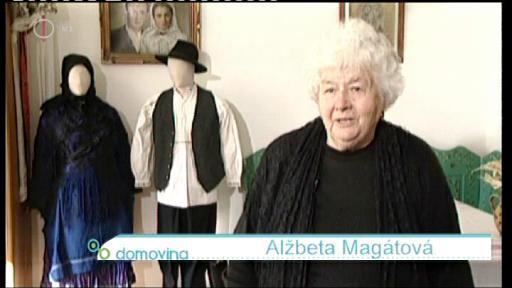 Alzbeta Magátová