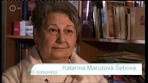 Katarina Maruzová Sebová