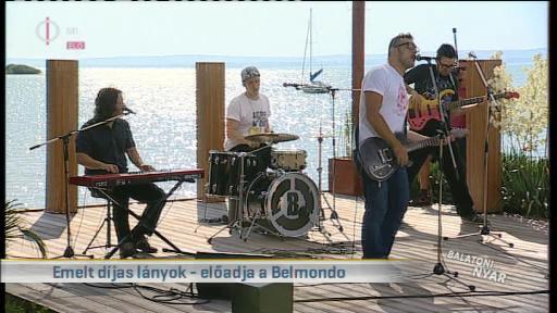 Belmondo: Emelt díjas lányok (zenemű)