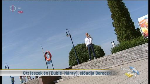 Bublé-Náray: Ott leszek én (zenemű)