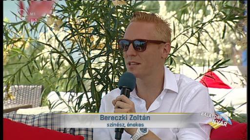 Bereczki Zoltán, színész, énekes